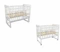 Кровать детская Фа-Мебель Дарья 2 3в1 белый